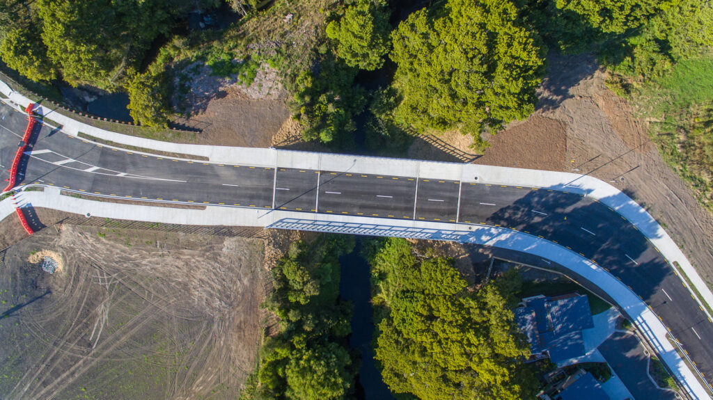 Engineering the Mansel Bridge in Auckland