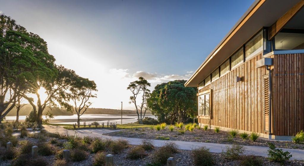 Estuary Arts Centre - engineering in Auckland