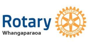Rotary Whangaparaoa logo