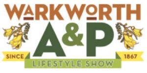 Warkworth A & P Show logo