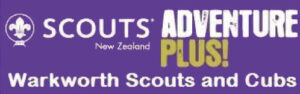 Warkworth Scouts and Cubs logo