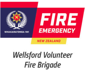 Wellsford Volunteer Fire Brigade logo
